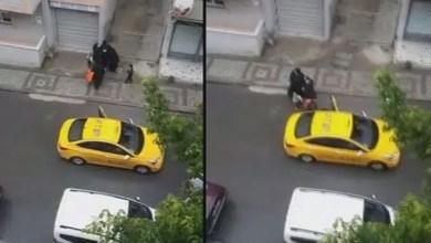 Photo of أنجبت طفلها على الرصيف .. تركيا : محاكمة سائق تاكسي أجبر سيدة سورية توشك أن تلد على مغادرة السيارة ( فيديو )