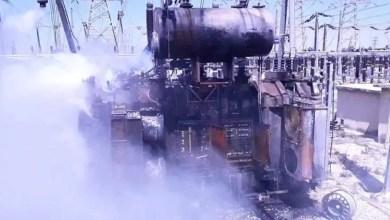 Photo of حريق في محطة توليد يقطع الكهرباء عن حلب و مناطق في حماة و ريفها