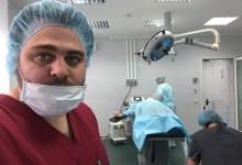 """Photo of """" سأشكر روسيا ما حييت """" .. طبيب سوري جراح يتطوع للعمل في مستشفى يعالج المصابين بفيروس كورونا في روسيا"""