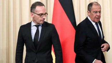 Photo of وزيرا خارجية ألمانيا و روسيا يؤكدان على الإرادة المبدئية في التعاون