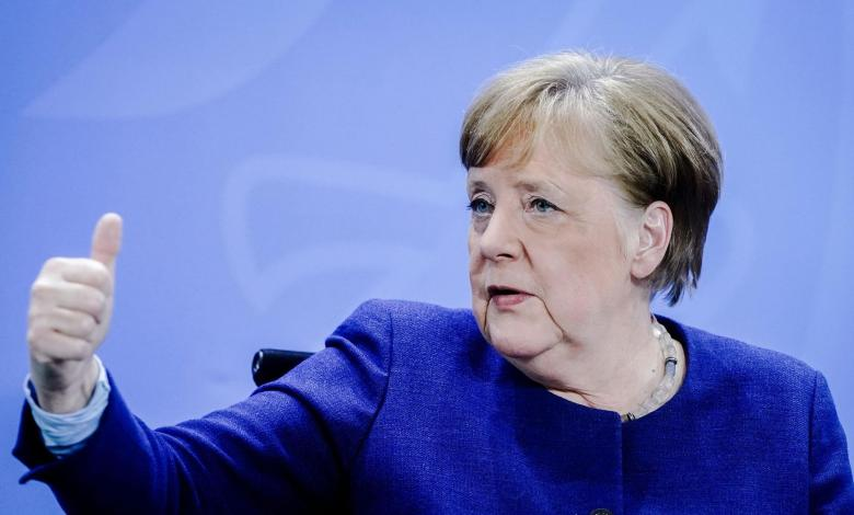 Photo of ميركل تشكر الألمان على التعقل في التعامل مع أزمة كورونا