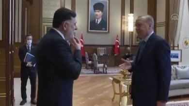 Photo of CNN : أردوغان يتحدث العربية .. و يبدي إعجابه بلحية رئيس حكومة الوفاق الليبية