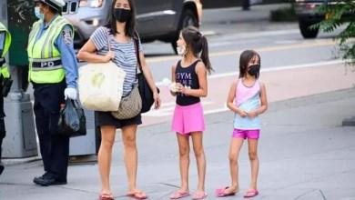 صورة بالتفصيل لكل الأعمار .. أخيراً حسم جدل وضع الأطفال للكمامات