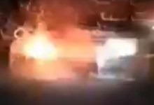 Photo of انفجار قنبلة وسط محتفلين بعرس في مدينة سورية ( فيديو )