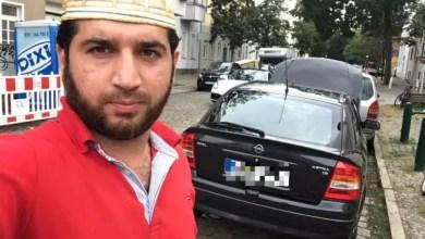 صورة منفذ اعتداء الطريق السريع في برلين جاء إلى ألمانيا كطالب لجوء