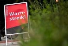 صورة ألمانيا : إضراب لعاملين في رياض الأطفال و المستشفيات في عدة مدن لهذه الأسباب
