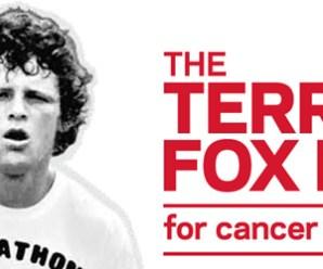 Türkiyedeki Terry fox koşuları