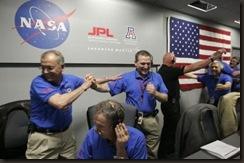 Anka kuşunun Mars uçuşu başladı