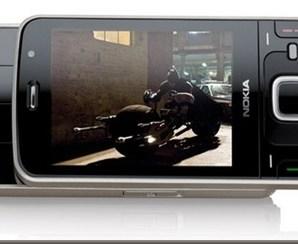 Nokia N 96 Temmuzda Raflarda