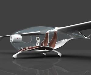 Geleceğin Uçağı; Orions Glider