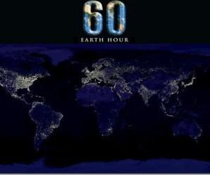 Earth Hour Dünya Saati Eylemi