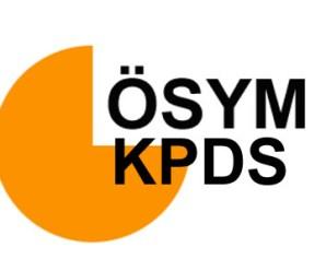 3 Mayıs KPDS Sonuçları