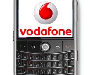 Vodafone Blackberry Storm Kampanyası