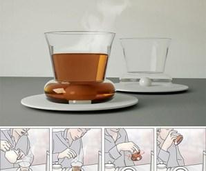 Çay ve Kahve için 14 Farklı Fincan Tasarımları