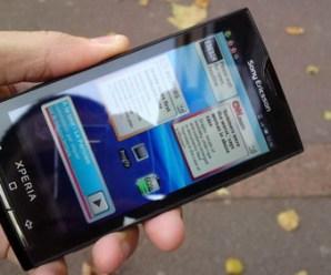 Sony Ericsson Xperia X10 İnceleme Videosu