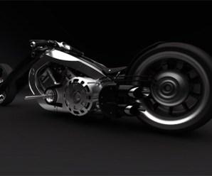 Konsept Motorsiklet Tasarımı