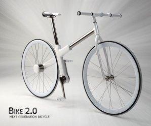 15 Harika Bisiklet Tasarımı