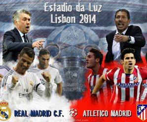 Şampiyonlar Ligi Finali (2014)-Lizbon 2014 final