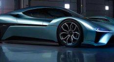 Dünyanın En Hızlı Elektrikli Arabası NIO EP9