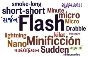 flash fiction title