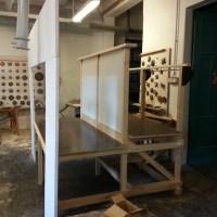 loutkové divadlo - konstrukce jeviště