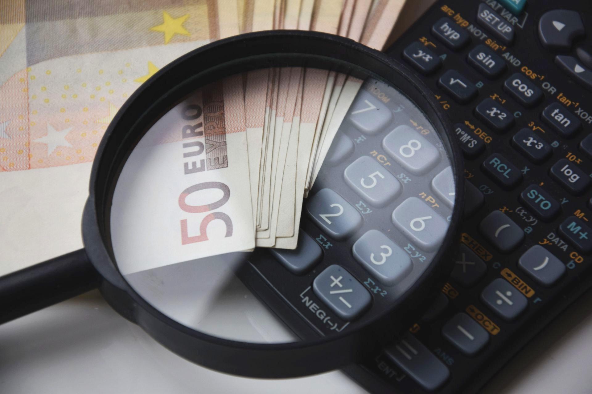 Tägliche Hauptkosten sparen