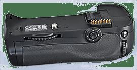 Multifunktionshandgriff für die Nikon D300 - MB-D10