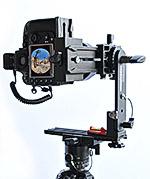 Mehrzeilenpanoramakopf (Nodalpunktadapter) von Manfrotto SPH-303