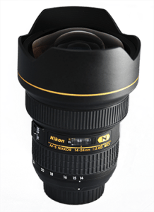 Nikon Weitwinkelzoom 14-24 mm (f2,8)