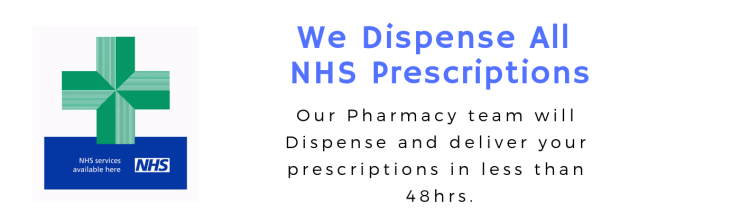 NHS Prescriptions