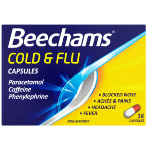 Buy Beechams Cold & Flu online