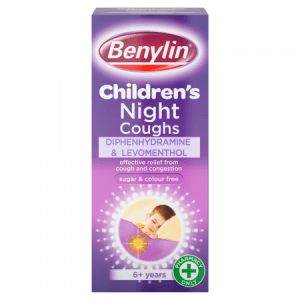 Buy Benylin children night coughs online