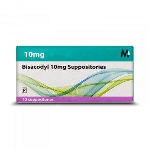 Buy Bisacodyl Suppositories Online