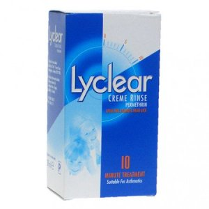 Buy Lyclear cream rinse online