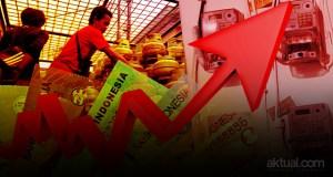 Inflasi 2017 Akan Melonjak Jika TDL dan Elpiji Naik Bareng. (ilustrasi/aktual.com)