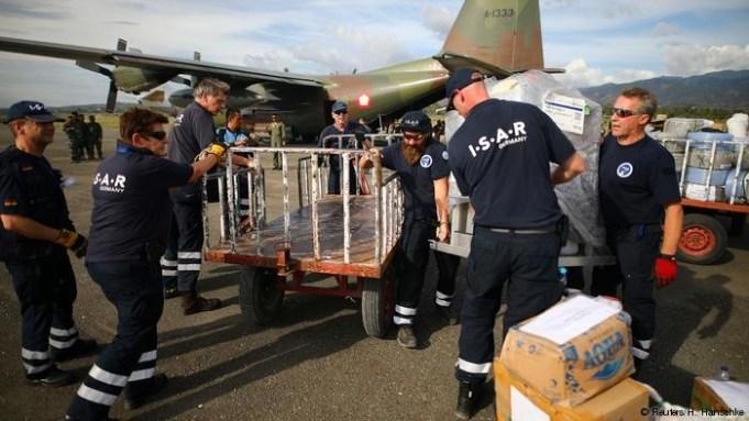 Berdalih Tak Butuh Bantuan Luar, Pemerintah Usir Relawan Asing di Sulteng