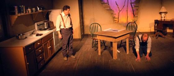 The Drawer Boy, Filament Theatre Ensemble, Peter Oyloe, The Den Theatre
