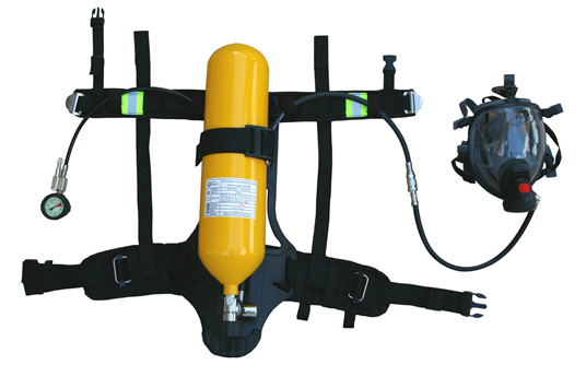 fire-protection-breathing-apparatus
