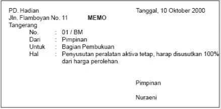 bukti-memo-akuntansi