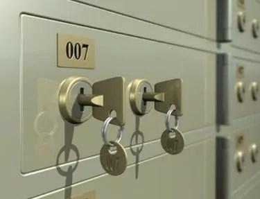 contoh jasa layanan bank safe deposit box