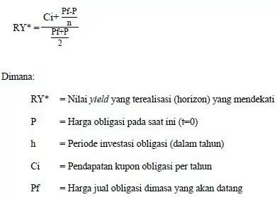rumus perhitungan obligasi 6