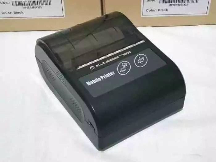 alat kasir mobile printer