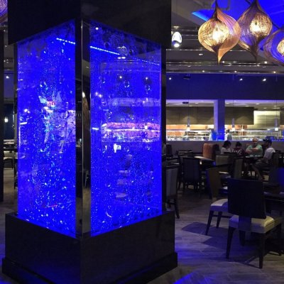 Burbulų kolona Kona_Grill_Winter_Park_Florida