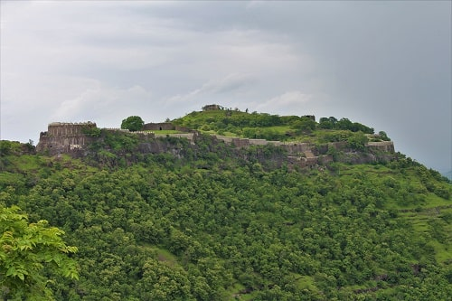 Antur fort, Indian fort