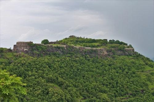 Monument en Inde, antur fort, fort du Maharahstra