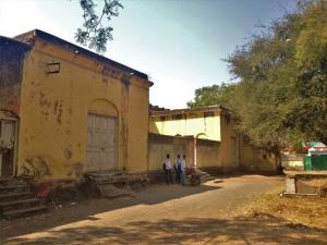 Petit palais en Inde