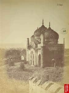 aurangzeb, palace, mosquée, mosque