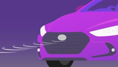 Bright film automotive technology