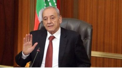 Photo of نبیه بری: لبنانیها شریک فروش فلسطین نمیشوند