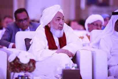 الامين | السلم بين البشر ومقاصد الشريعة الإسلامية- منتدى تعزيز السلم - أبو ظبي 6